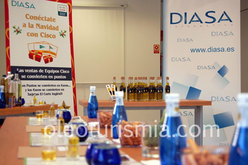 Incentivos para empresas con Catas de Aceite (AOVE)