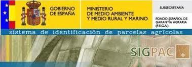 Sistema de Identificación de Parcelas Agrícolas. SIGPAC