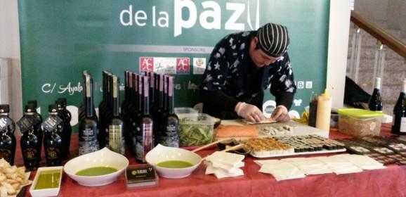 D. O. 'Sierra de Cazorla' firman un convenio con el mercado de La Paz de Madrid