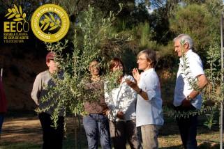 Así fue el Curso de Olivicultura en la sede de BCN de la EECO