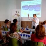 Curso de cata de aceite de oliva virgen extra en Illescas con la EECO
