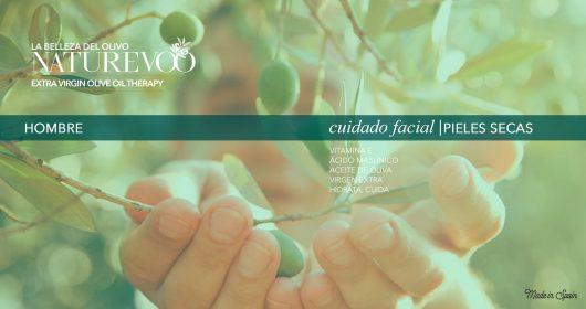 Cosmética Natural del Aceite de Oliva virgen Extra