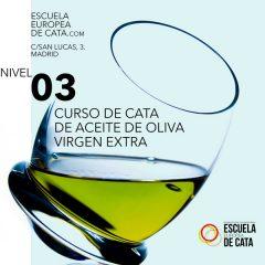 Nivel 3. Curso de Cata Aceite de Oliva Virgen Extra. Varias fechas disponibles