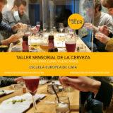 Taller sensorial de la cerveza